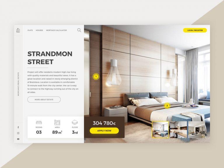 Homy – Real Estate